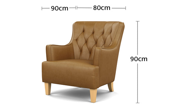 Settler Arm Chair Dimensions