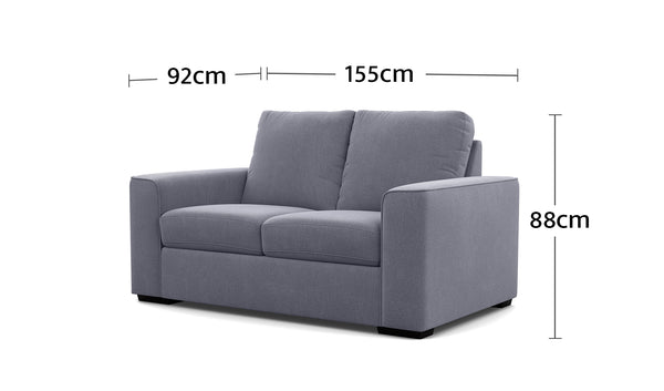 Urban 2 Seater Dimensions