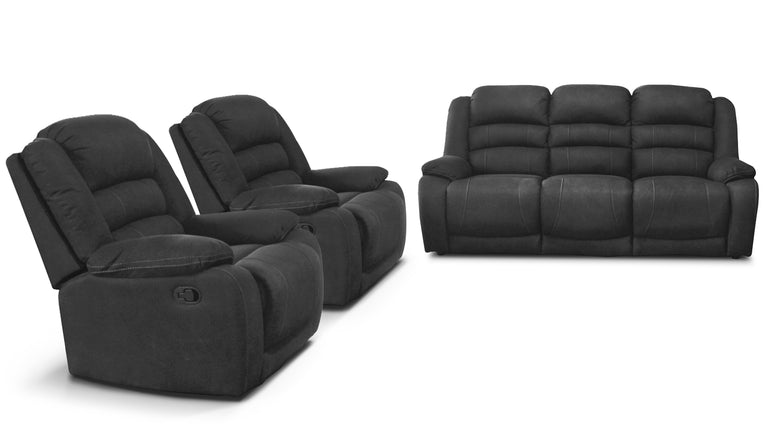 Fabric Recliner Package