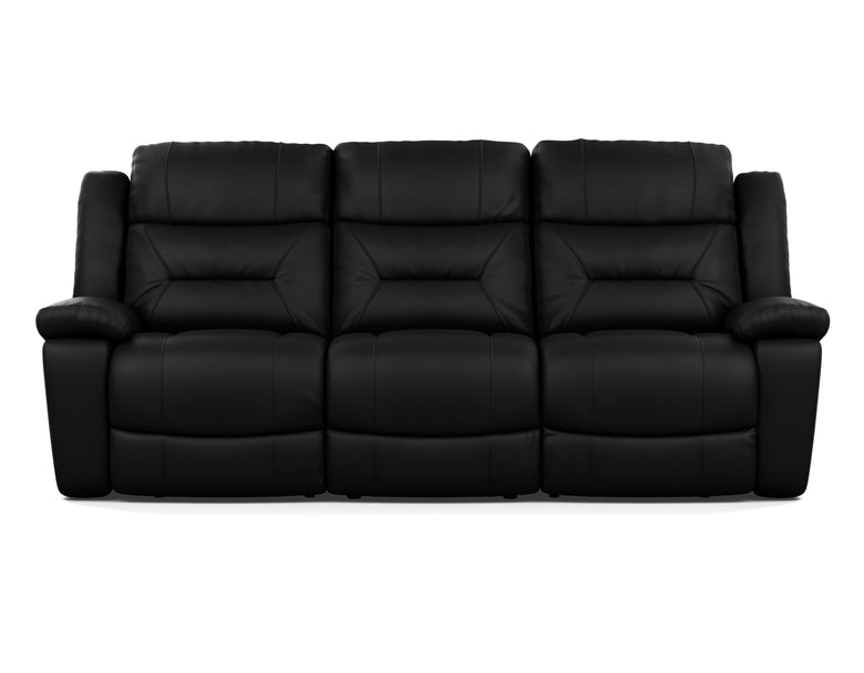 3 Seater with End Recliners