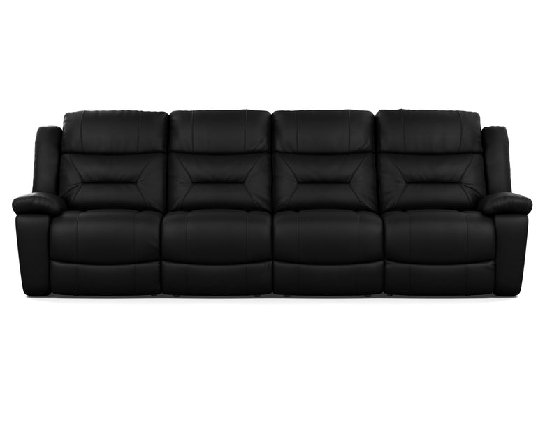 4 Seater with End Recliners