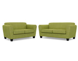 Bingo 2 Seater + 2.5 Seater Lounge Package Profile Global Citrus