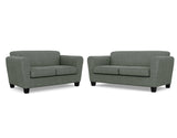 Bingo 2 Seater + 2.5 Seater Lounge Package Profile Global Metal