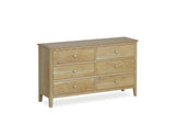Bath Chest 6 Drawers