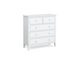 Hampstead 2 over 3 Drawer Chest