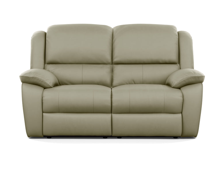2 Seater with End Recliners