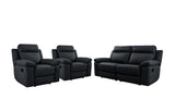 Leather Recliner Package