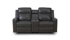 Reno 2 Seater with End Electric Recliners and Console
