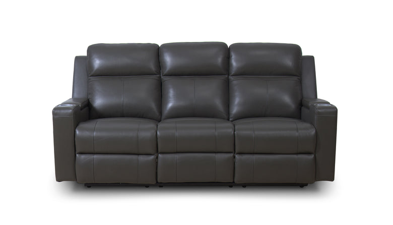 3 Seater with End Electric Recliners