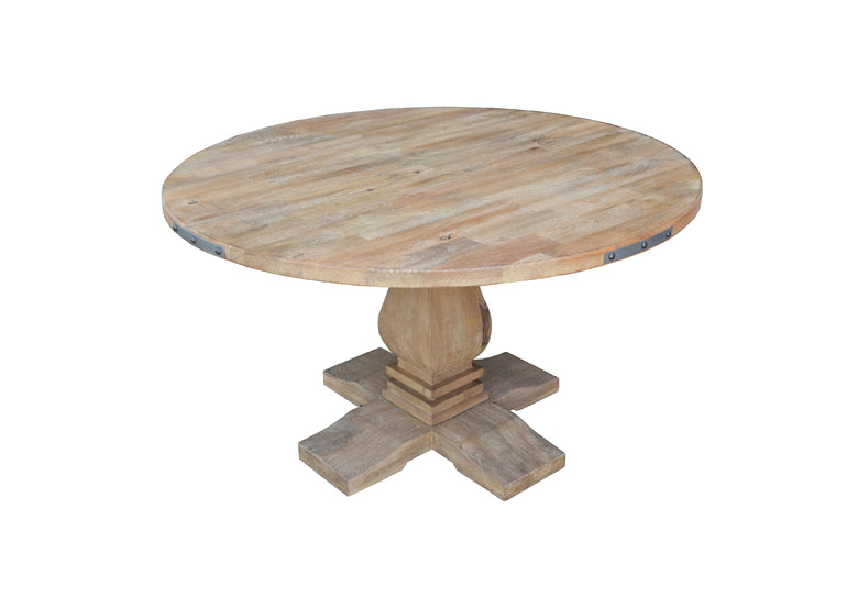 Utah Round Dining Table