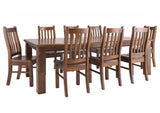 Jamaica 9 Piece Dining Suite