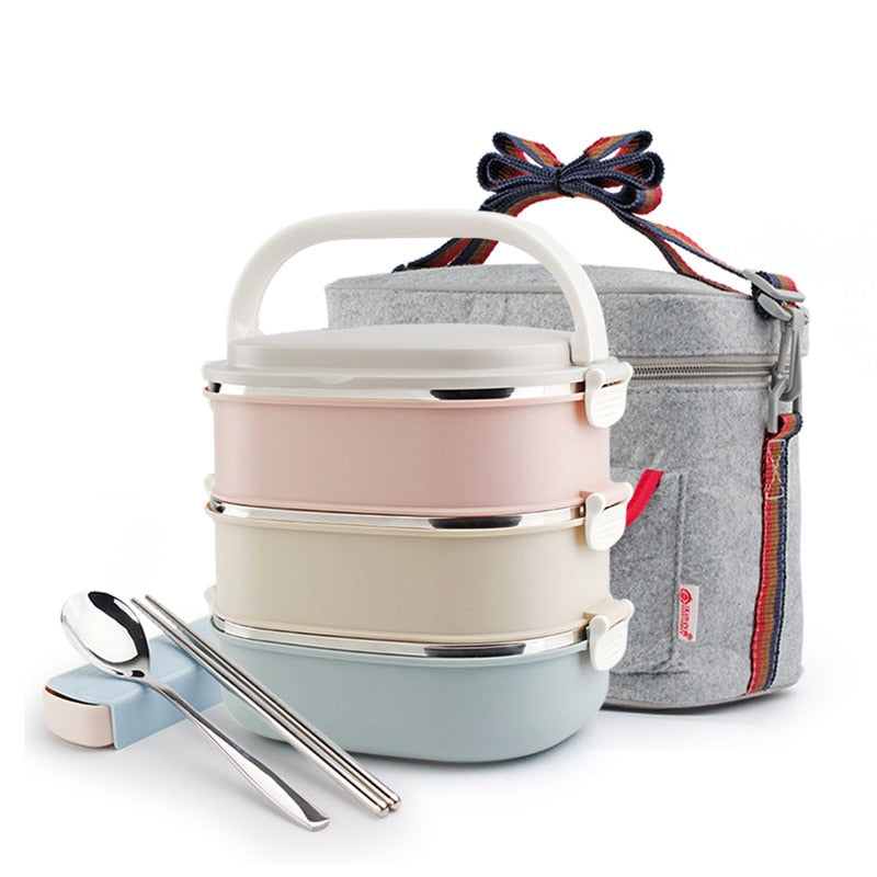 Stackable Lunch Container
