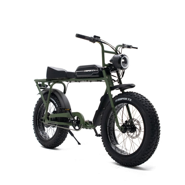 SUPER73-S1 Army Green