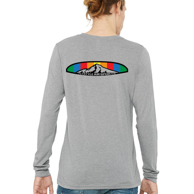 Rainbow Wing Long Sleeve