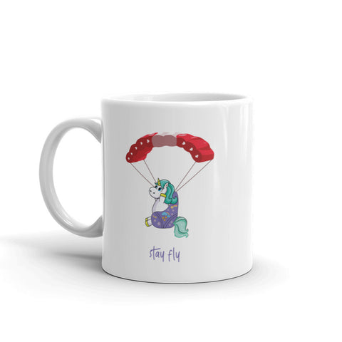Stay Fly Coffee Mug