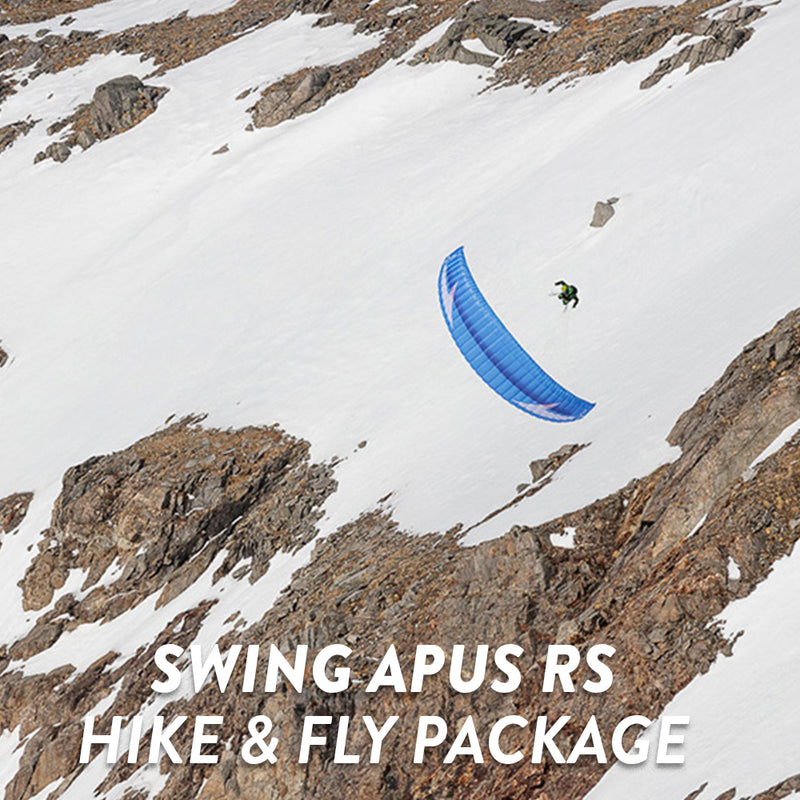 Apus RS Hike + Brave 4 HF Package