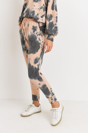 New Groove Tie Dye Joggers