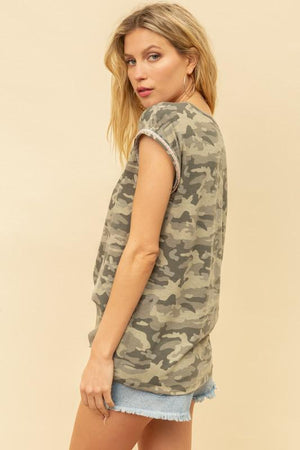 Chasin' You Camo T-Shirt