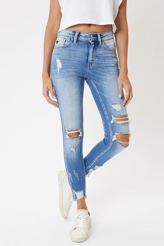 All Time Favorite KanCan Distressed Jeans