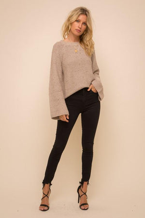 Be You Bell Sleeve Sweater