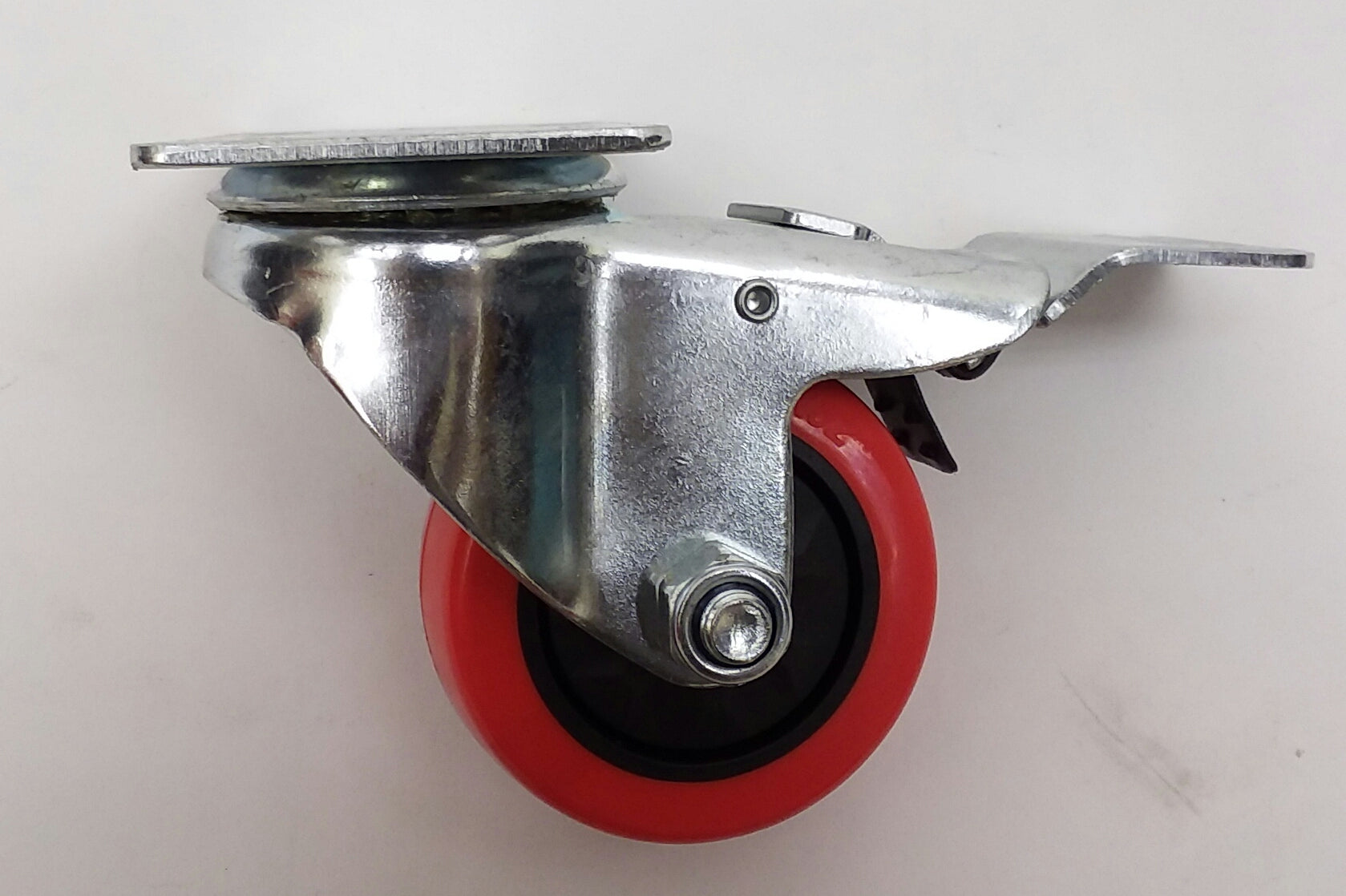 "3"" Swivel Castor With Lock"
