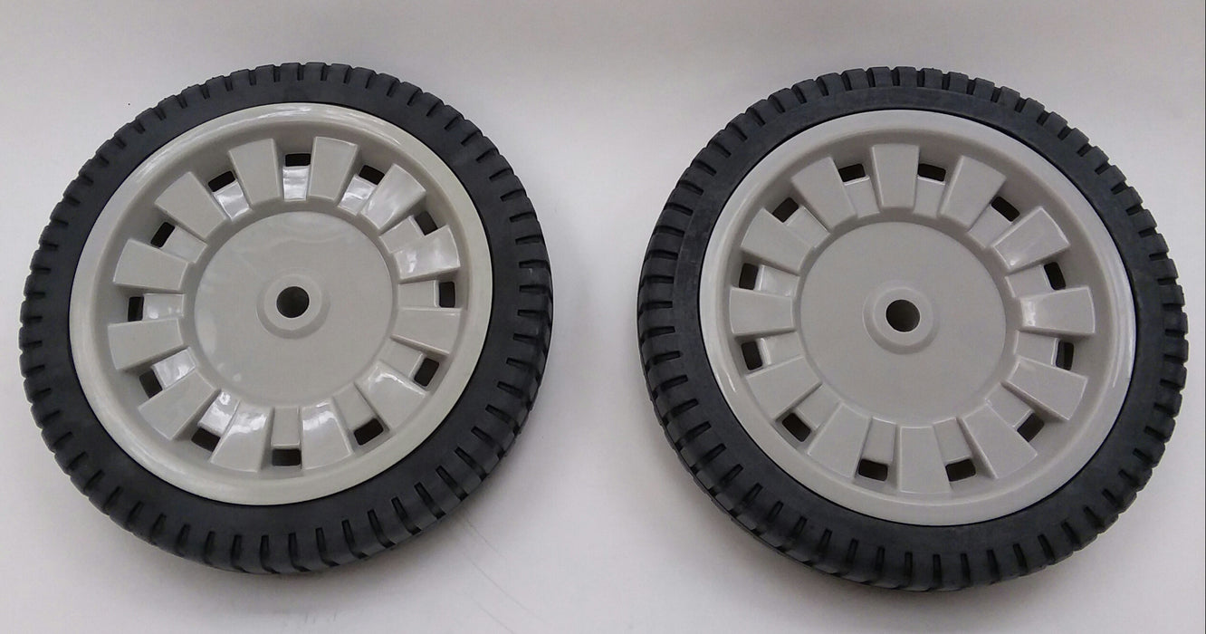 "8"" Wheels For Axle (set of 2 wheels)"