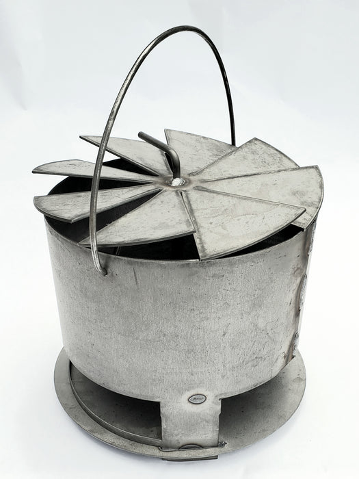 Vortex Fire Basket. The charcoal basket for pros.
