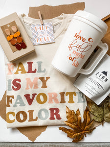 "Local Love ""Fall Is My Favorite Color"" Bundle"