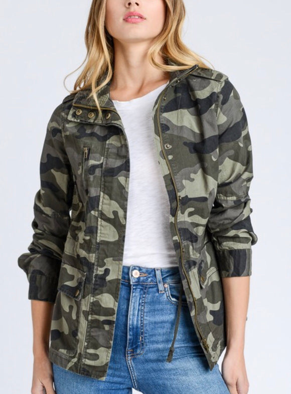 Must Have Camo Jacket