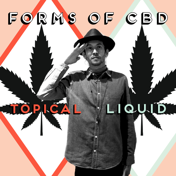 Forms of CBD