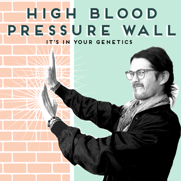 High Blood Pressure Wall
