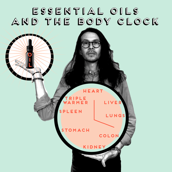 Essential Oils and the Body Clock