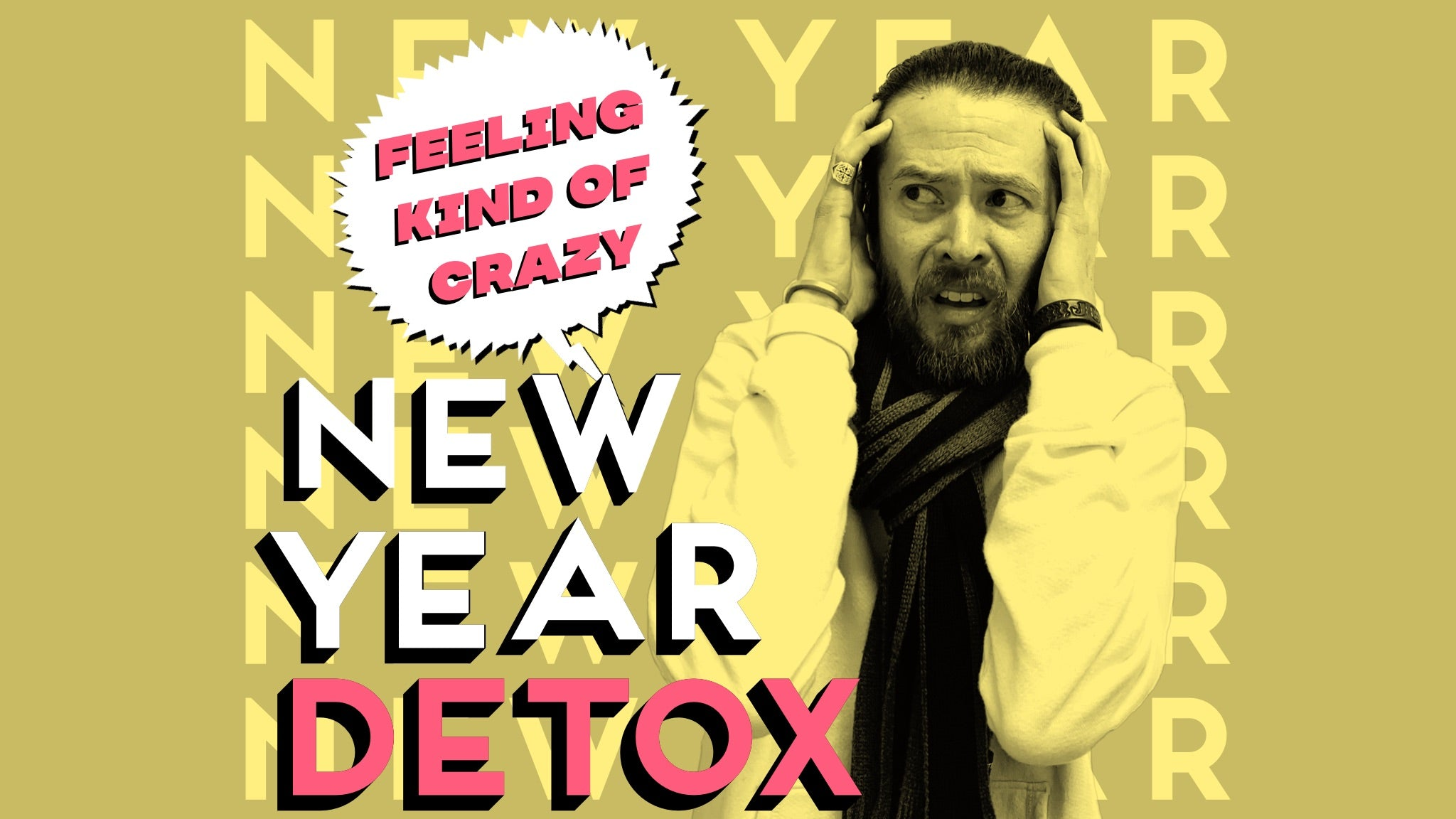 Doctor Motley - New Year Detox