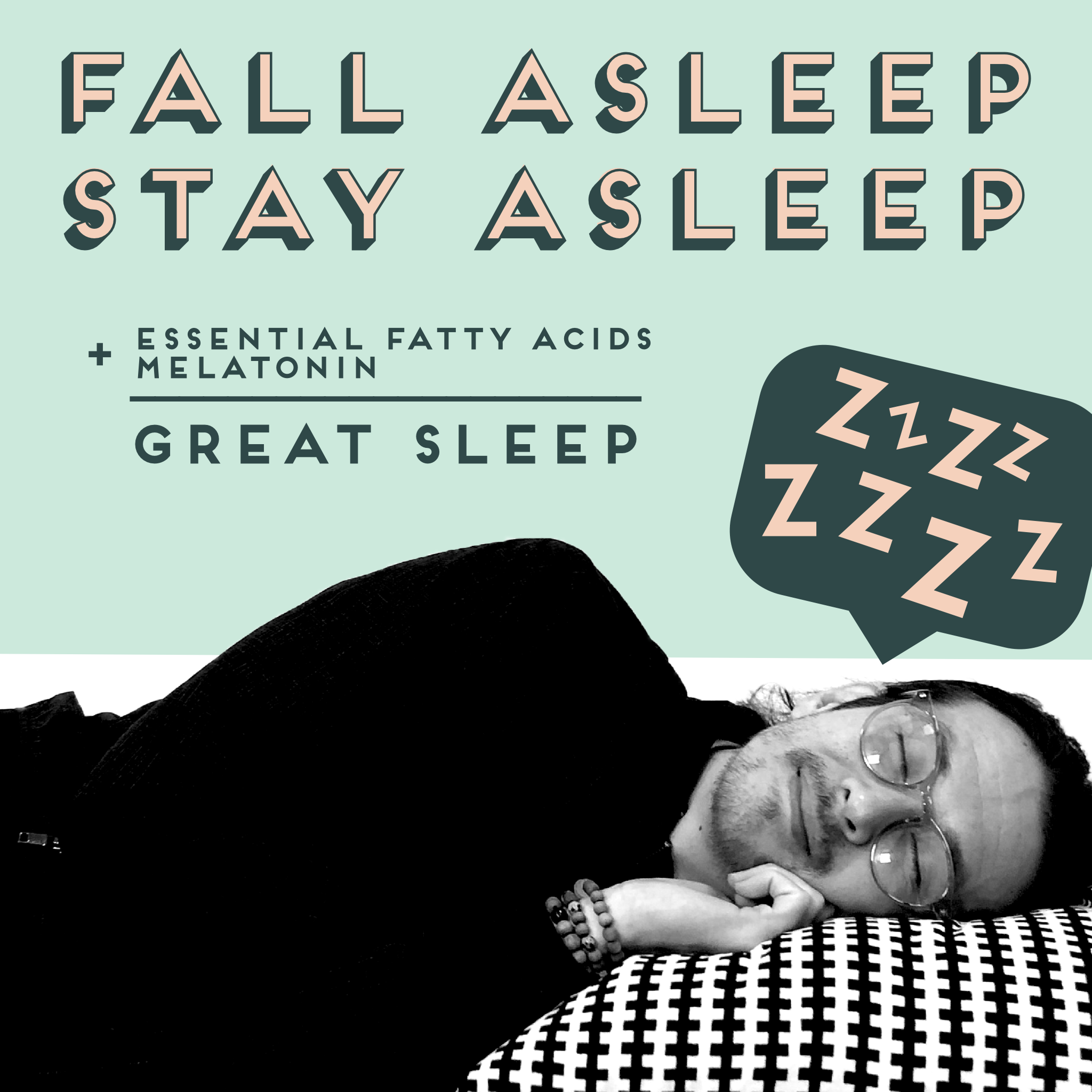 Dr. Motley - Fall Asleep, Stay Asleep