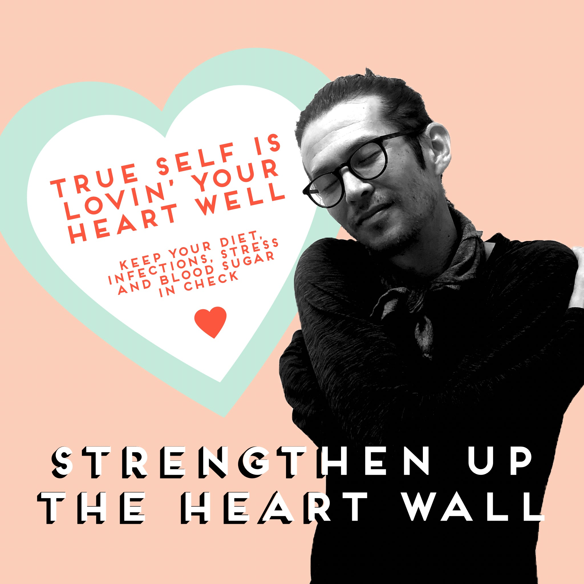 Doctor Motley - Strong Heart Wall