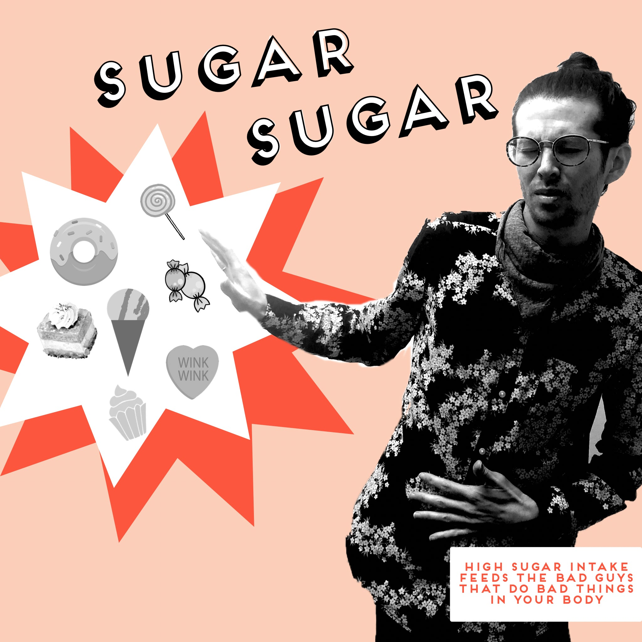 Doctor Motley - Sugar and Leaky Gut