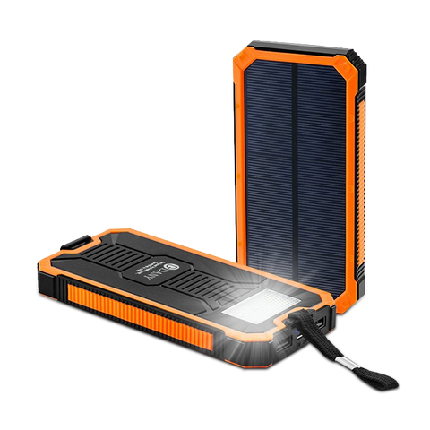 New Portable Waterproof Solar Power Bank 20000mah Will Be in Local stock end of MAY