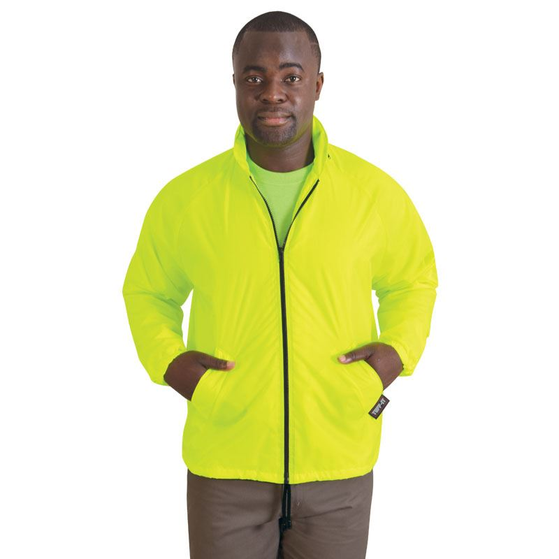 ALL WEATHER FLUORESCENT JACKET