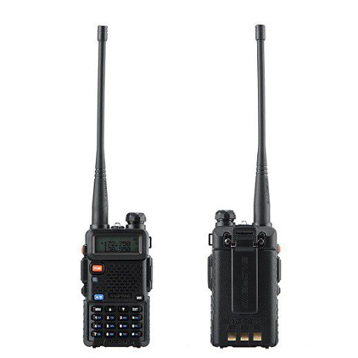 BAOFENG UV-5R (BOTH VHF & UHF) TWO WAY RADIO