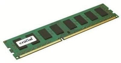 Crucial 4GB DDR3L 1600MHz Desktop Single Rank