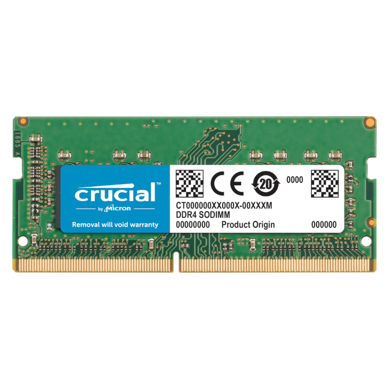 Crucial Mac 8GB DDR4 2400Mhz SO-DIMM