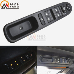 Driver Side Front Window Control Switch 6554.KT For Peugeot 307 307CC 307SW - Dizzel Shopping