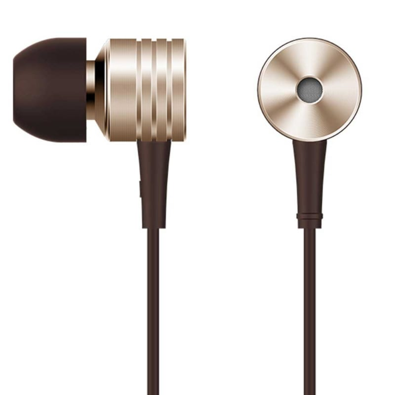1MORE Classic E1003 Piston 3.5mm In-Ear Headphones - Silk Gold