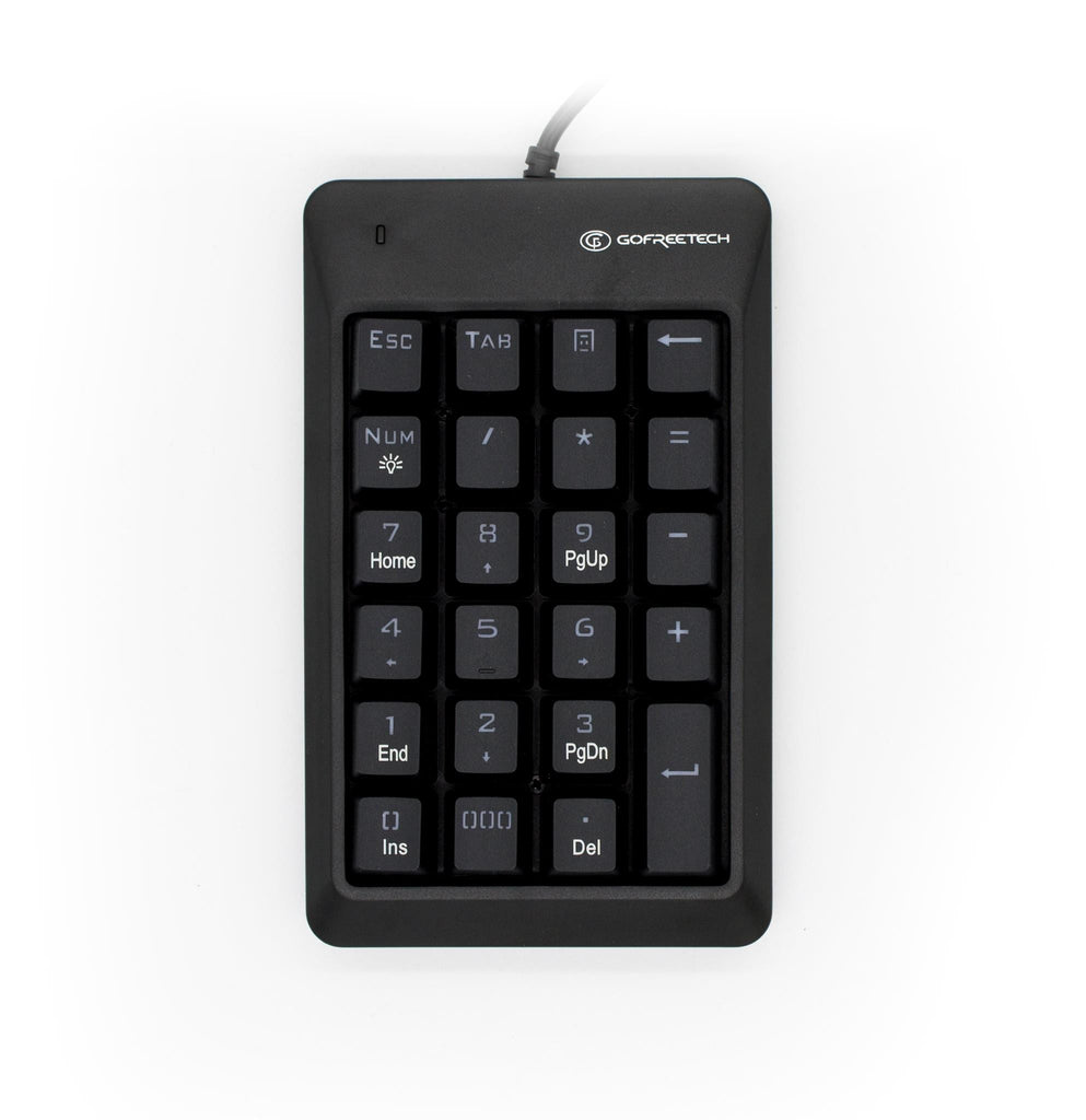 GoFreetech MECHANICAL Numeric Keypad
