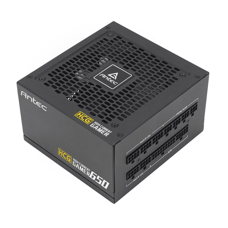 ANTEC High Current Gamer 650W Gold Modular PSU