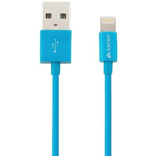 Kanex Lightning 1.2m Cable Blue
