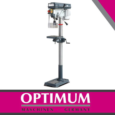 DRILL MACHINE PEDESTAL 16MM 550W 380V (B25) - Dizzel Shopping