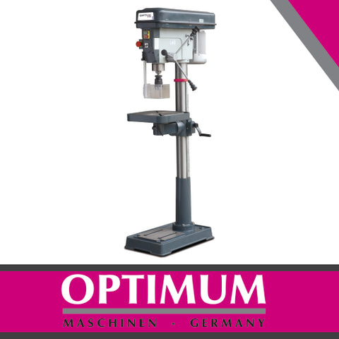 DRILL PEDESTAL 16MM 380V-1.1KW (B32) - Dizzel Shopping
