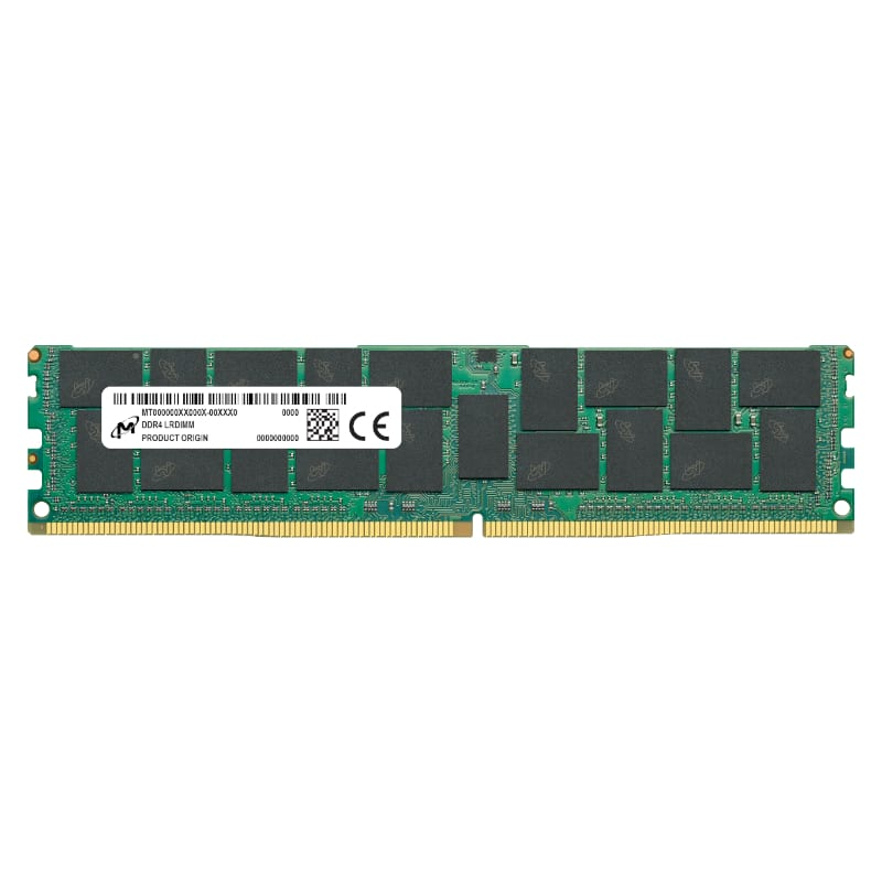 Micron 128GB DDR4 2666MHz Load Reduced Dimm