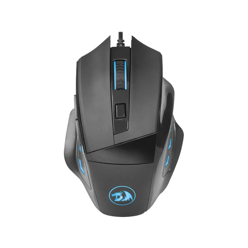 Redragon PHASER 3200DPI Gaming Mouse - Black
